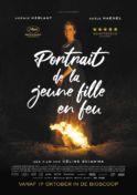 Poster for Film Summer Festival: Portrait de la jeune fille en feu